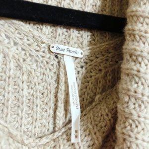 Free People Sweaters - Free People | Medium | Split Back Turtleneck tunic